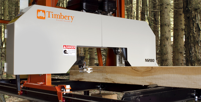 Portable Sawmill Rental >> Timbery Portable Sawmills Chesher Brothers Inc Frankford